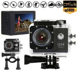 Mini DV Sports Action Camcorder 1080P Full HD Video Camera 1