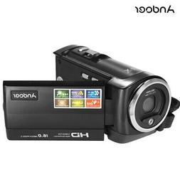 Andoer Mini HD 16MP 16X Digital Zoom 720P Digital Video Reco