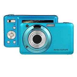 Youtiankai Camera 2.7 Inch Digital Camera 8X Optical Zoom 24
