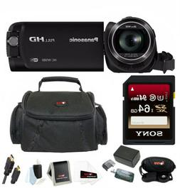 Panasonic HC-W580K Full HD 1080p Camcorder /w Twin Camera &