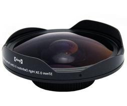 Opteka Platinum Series 0.3X HD Ultra Fisheye Lens for Sony D