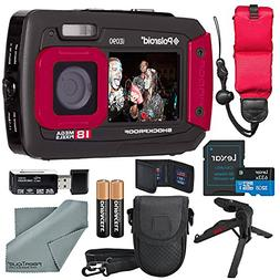 Polaroid iE090 Dual Screen Waterproof Digital Camera  Deluxe