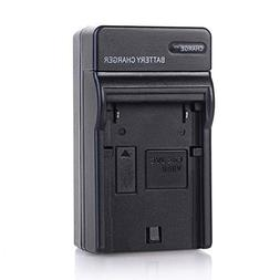 Battery Charger for JVC BN-VF808, BN-VF808U, BN-VF815, BN-VF