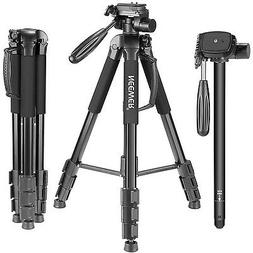 Neewer Portable 70 inches Aluminum Alloy Camera Tripod Monop