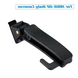 portable Small / Big Body Mounted Camera Clips Securing For