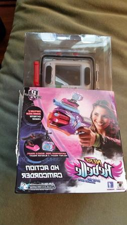Nerf Rebelle Secrets Spies HD Action Camcorder Case Bicycle