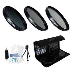 UltraPro 55mm Digital High-Resolution ND8 Filter Kit  with D