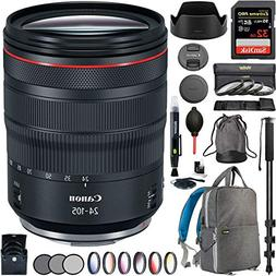 Canon RF 24-105mm f/4 L is USM Zoom Lens for EOS R RF Mirror
