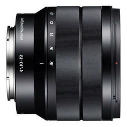 Sony SEL1018 E 10-18mm F4 OSS E-mount Wide Zoom Lens