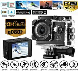 hd 1080p ultra sport action camera dvr