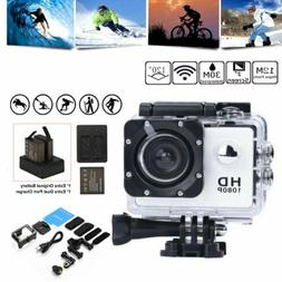 SJ5000 1080P HD Sports Action Camera 2.0 Inch Camcorder Go C