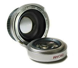 0.3X High Grade Fish-Eye Lens for The Sony FDR-AX33