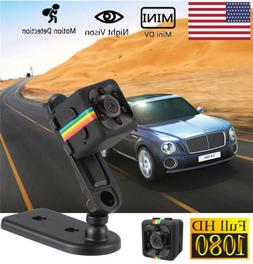 Thriverline SQ11 Mini Camera HD Camcorder Sports Mini DV Vid