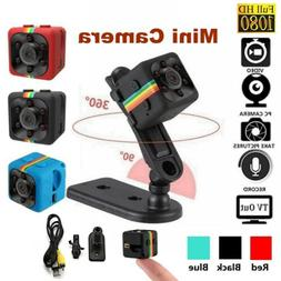 Mini Spy Camera Motion Detection Home Security Full HD 1080P
