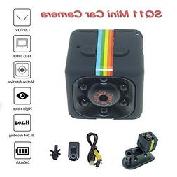 SQ11 Mini FPV Camera Car DVR HD Camcorder 3.6mm 12MP Motion