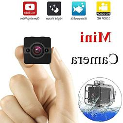 YOUYOUTE SQ12 Spy Mini Camera HD 1080P Waterproof IR Night V