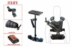STEADYCAM HD-5000 Handheld Video Stabilizer with arm and ves