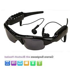 Sunglasses Camera, HD 1080P Camera Mini DV Camcorder Sunglas