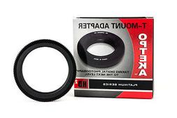 Opteka T-Mount Adapter for Olympus Evolt System E-1, E-3, E-