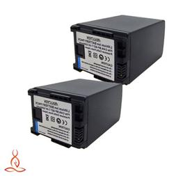 Two Halcyon 2670 mAH Lithium Ion Replacement Battery for Can