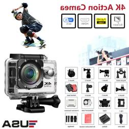Ultra 4K Full HD 1080P Video Recorder Sports Camera WiFi Cam