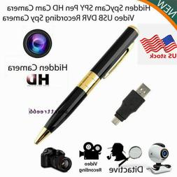 US Camcorder DVR HD Mini Spy Pen Camera/Video/Monitoring rec