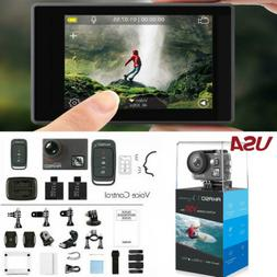 Akaso V50 Elite Ultra HD 4K/60fps Action Camera 20MP Touch S