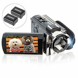 Video Camera Camcorder Digital YouTube Vlogging Camera Recor
