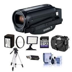 Canon VIXIA HF R800 3.28MP Full HD Camcorder, 57x Advanced O