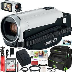 Canon VIXIA HF R800 Full HD Camcorder HFR800 White 57x Zoom