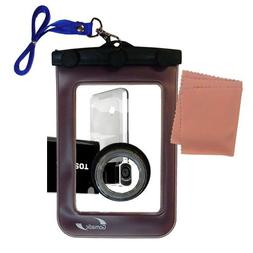 Waterproof Case for Toshiba Camileo S20 HD Camcorder