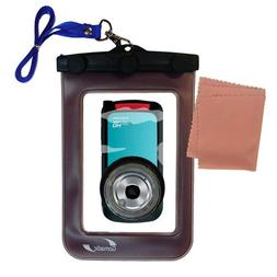 Waterproof Case for Toshiba Camileo BW10 Waterproof HD Camco