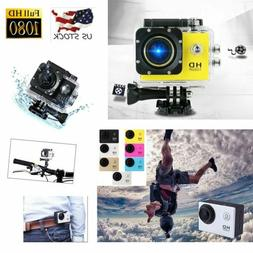 Waterproof  HD 1080P Ultra Sports Action Camera DVR Cam Camc