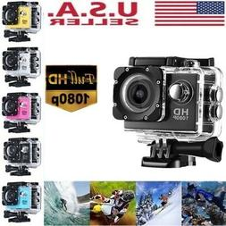 Waterproof SJ4000 HD 1080P Ultra Sports Action Camera Mini D