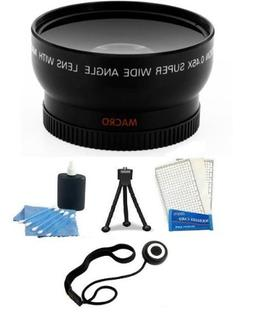 High Definition 0.45x Professional Wide Angle HD Converter L
