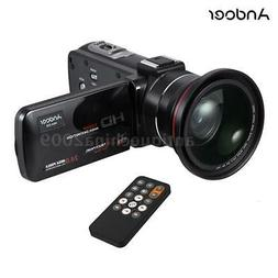 Andoer WiFi FULL HD 1080P 24MP Digital Video Camera DV Camco