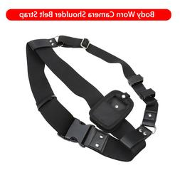 Body Worn Camera Single Shoulder Sling Belt Strap for BOBLOV