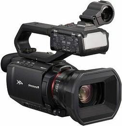 x2000 4k professional camcorder with 24x optical