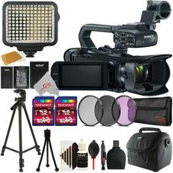 Canon XA11 Compact Full HD Camcorder-PAL + Filter Kit + Acce