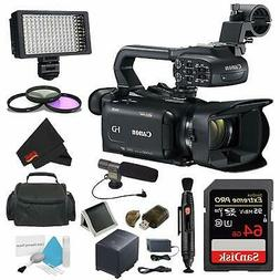 Canon XA15 Compact Full HD Camcorder + 64GB Memory Card +  +