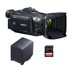 Canon XF-405 4K UHD High Definition Professional Camcorder W