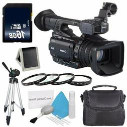 Canon XF200 High Definition 1080p Camcorder, 20x Optical Zoo